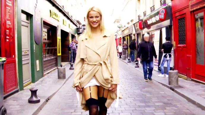 Cherry - Cherry, 25ans, fait comme chez elle rue de Lappe [FullHD, 1080p]
