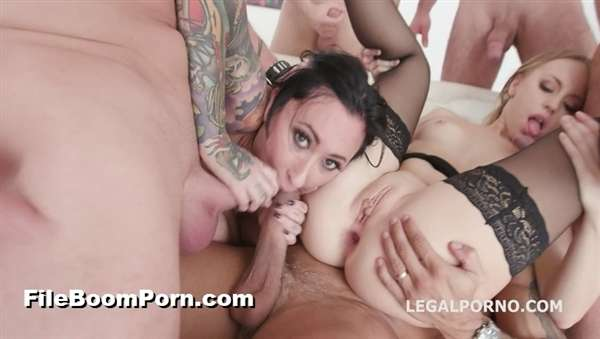 LegalPorno: Kira Thorn, Lily Lane, George Lee, Neeo, Thomas Lee, Angelo, Max Born, Rycky Optimal, Larry Steel - Take No Prisoners 2 Lily Lane Dominates Kira Thorn Balls Deep anal, ATOGM, DAP, Gapes, Creampie swallow GIO820 [SD/480p/1020 MB]