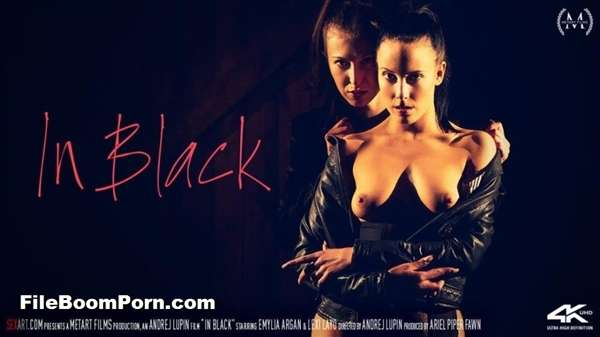 SexArt: Emylia Argan, Lexi Layo - In Black [SD/360p/240 MB]