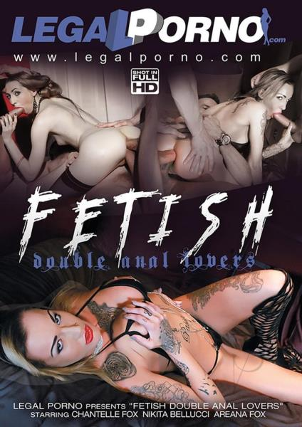 Fetish Double Anal Lovers (2018/WEBRip/HD)