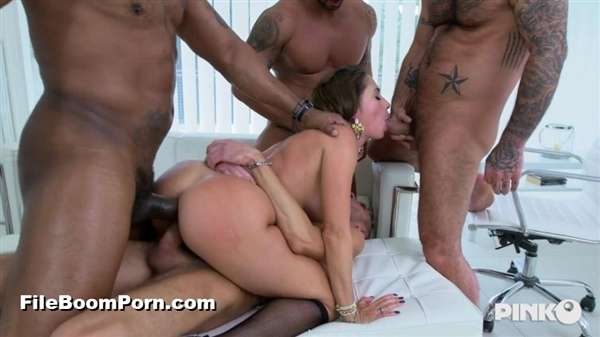 PinkoClub: Malena - Four Cocks For The Horny [HD/720p/639 MB]