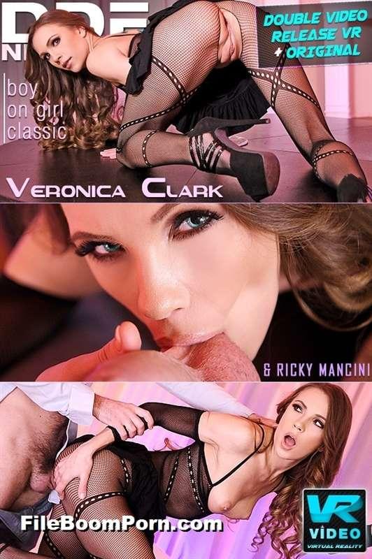 DDFNetworkVR, DDFNetwork: Veronica Clark - Fantasies Cum True [FullHD/1080p/1.13 GB]