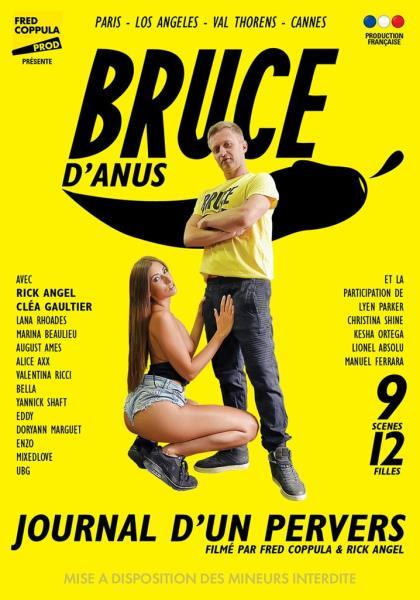 Bruce dAnus Journal dun Pervers / Bruce dAnus Diary of a Pervert (2018/DVDRip)
