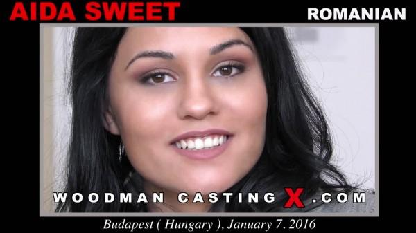 Casting X 155 - 15.06.2018 / Aida Sweet / 14-11-2018 [SD/540p/MP4/1.21 GB] by XnotX