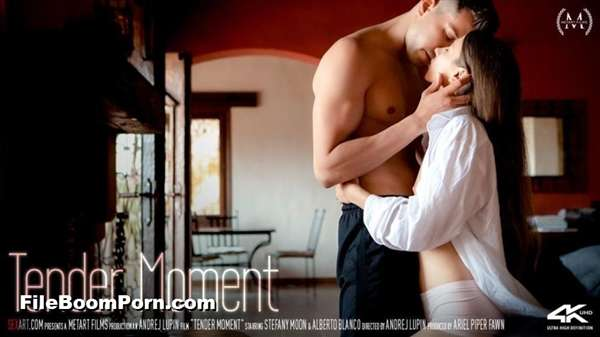 SexArt: Stefany Moon, Alberto Blanco - Tender Moment [SD/360p/278 MB]