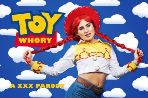 Lindsey Cruz - Toy Story A XXX Parody (22.11.2018/vrcosplayx.com/3D/VR/UltraHD 2K/1920p)