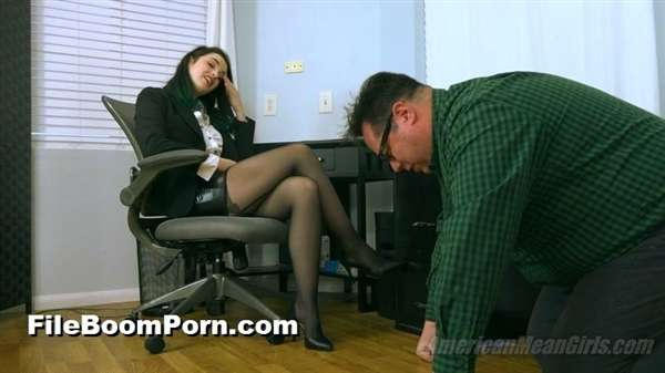 AmericanMeanGirls, Clips4sale: Gloria Allblue Paying Restitution [FullHD/1080p/1.39 GB]