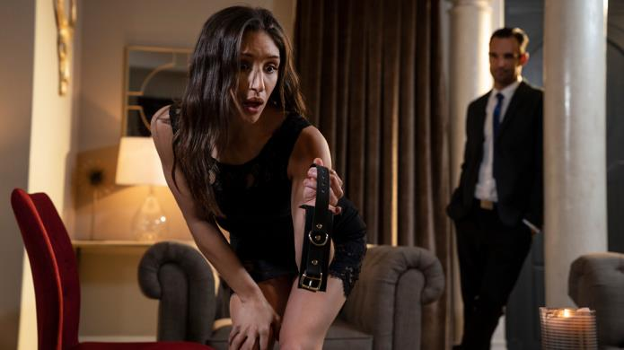 The Invitation: Part 3 / Abella Danger / 10-11-2018 [SD/480p/MP4/415 MB] by XnotX