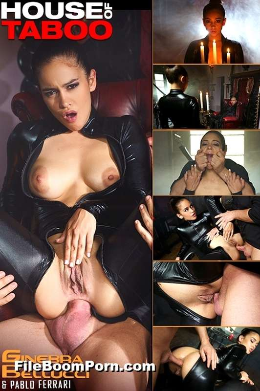 HouseOfTaboo, DDFNetwork: Ginebra Bellucci - Anal At The Monastery [SD/360p/299 MB]