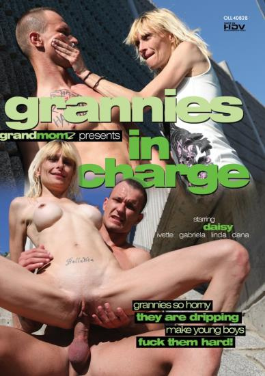 Grannies in Charge (2018) WEBRip/SD