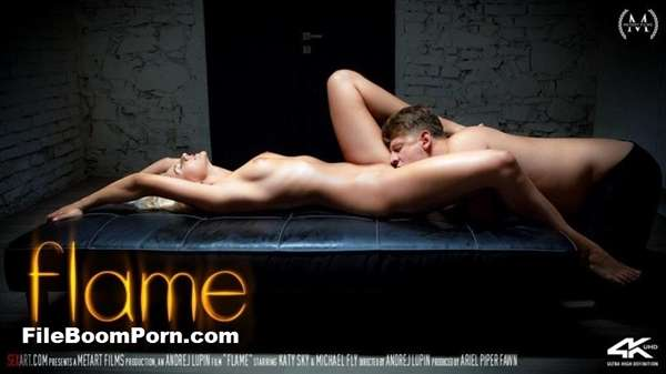 SexArt: Katy Sky, Michael Fly - Flame [HD/720p/553 MB]