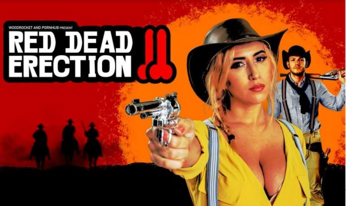 RED DEAD ERECTION: RDR2 PORN PARODY / April O'neil / 15-11-2018 [FullHD/1080p/MP4/403 MB] by XnotX