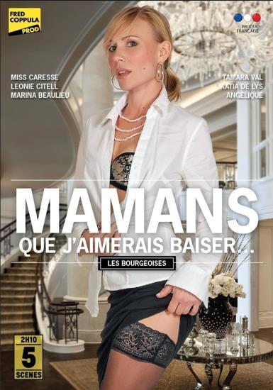 Mamans Que Jaimerais Baiser Les Bourgeoises (2018) WEBRip/SD