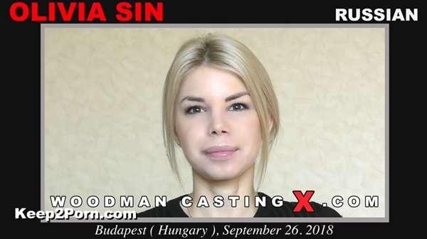 Olivia Sin - Casting [WoodmanCastingX / SD]