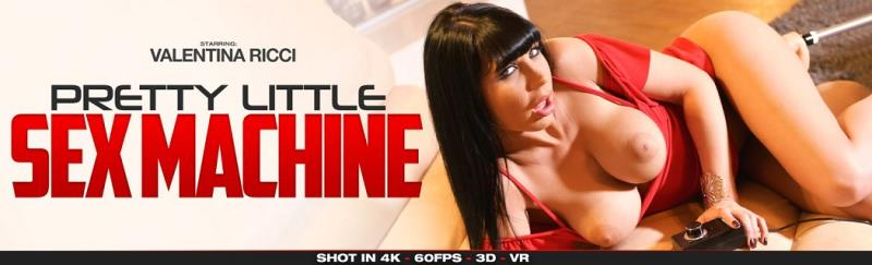 Valentina Ricci: Pretty little Sex Machine (FullHD / 1920p / 2018) [DDFNetworkVR]