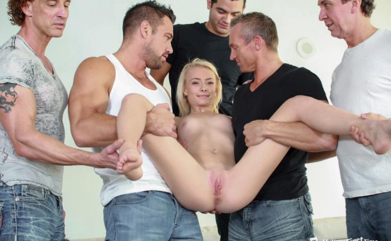 Maddy Rose - Maddys First Gangbang (MyVeryFirstTime) [FullHD 1080p]