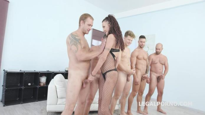 Anal Monsters 5on1 with Lyna Cypher Total Balls Deep action with DAP, TP, TAP, Gapes, Squirt & Facial GIO780 / Lyna Cypher, Neeo, Thomas Lee, Angelo, Thomas, Michael Fly / 16-12-2018 [HD/720p/MP4/1.64 GB] by XnotX