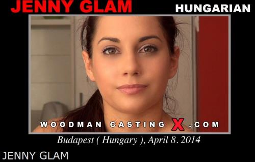Jenny Glam - Casting (HD)