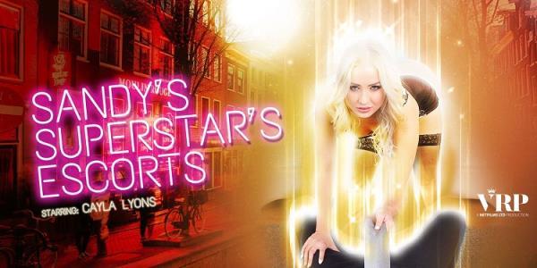 Cayla Lyons - Sandys Superstars Escorts (2018/FullHD)