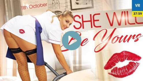 Krystal Swift, Jennifer Mendez - She Will Be Yours (02.12.2018/VRConk.com/3D/VR/UltraHD 4K/2880p)