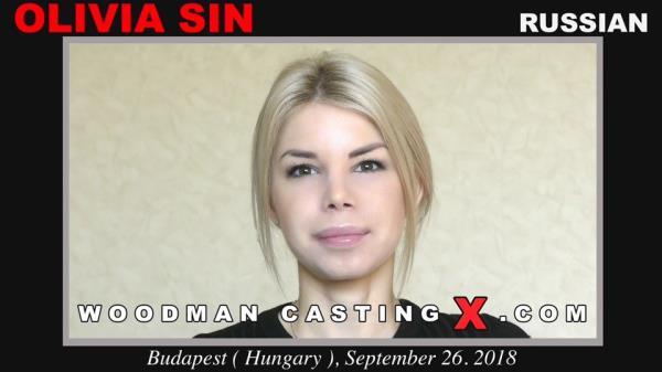 Olivia Sin - Woodman Casting (2018/SD)