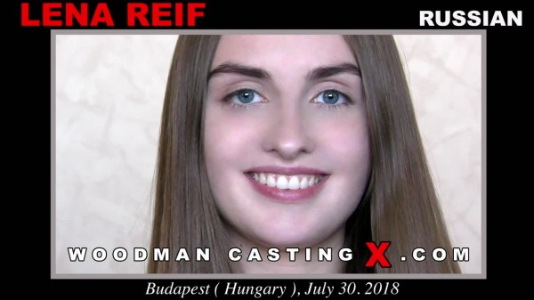 Lena Reif - Woodman Casting [SD 540p] 2018