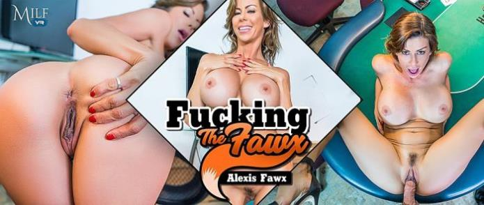 Fucking the Fawx / Alexis Fawx / 09-12-2018 [3D/UltraHD 2K/1600p/MP4/4.45 GB] by XnotX