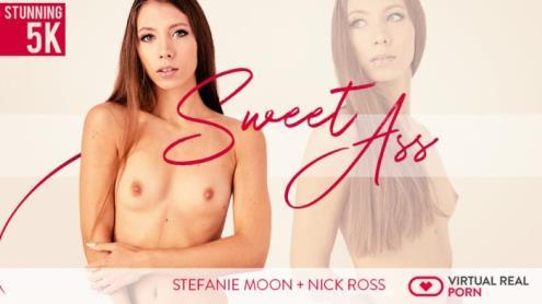 Stefanie Moon - Sweet ass (02.12.2018/VirtualRealPorn.com/3D/VR/UltraHD 4K/2160p)