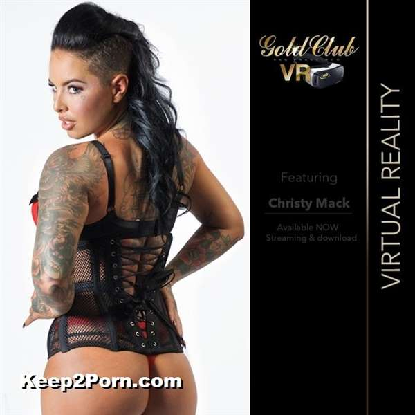 Christy Mack - Nude Lapdance [VRclubz / UltraHD 4K]