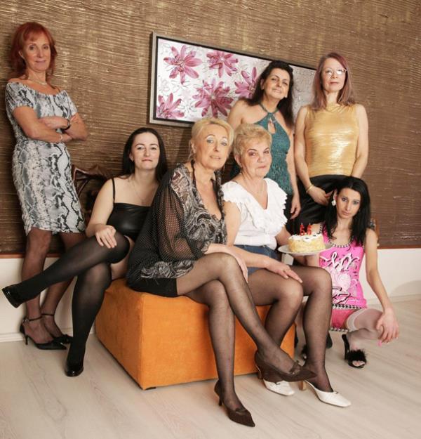 Marita V., Izabelle, Kira B., Jena, Monroe, Gizela, Szilvia K. - Special mature movies [HD 720p] 2018