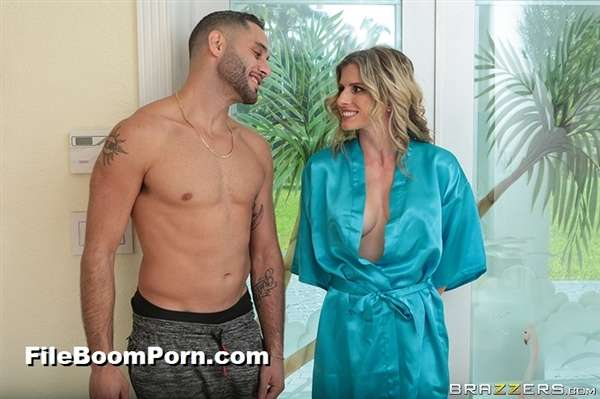MilfsLikeItBig, Brazzers: Cory Chase - Hot & Sweaty Day [SD/480p/399 MB]