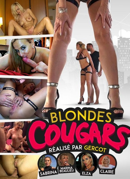 Blondes cougars (2018/SD/480p/1.97 GB)