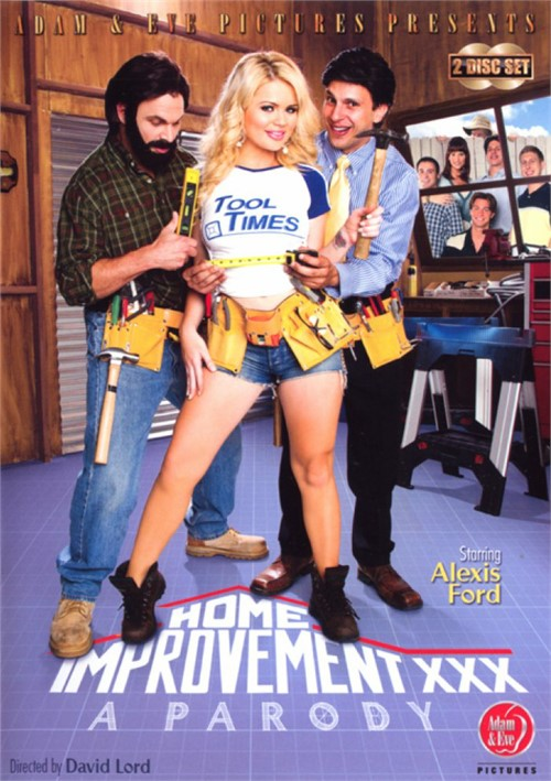 Home Improvement XXX A Parody (2018/SD/480p/1.36 GB)