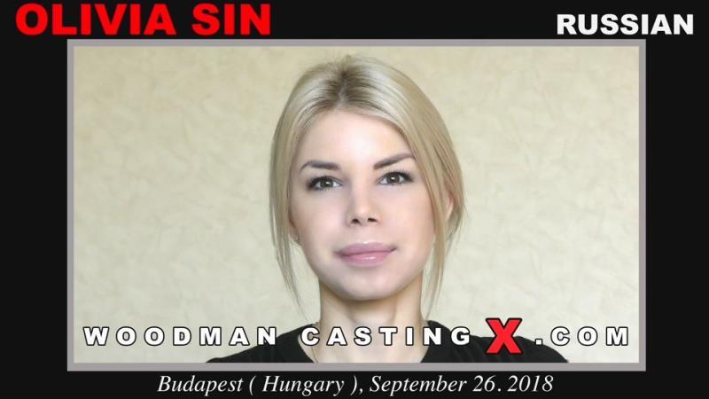 WoodmanCastingX: Woodman Casting - Olivia Sin [2018] (SD 540p)