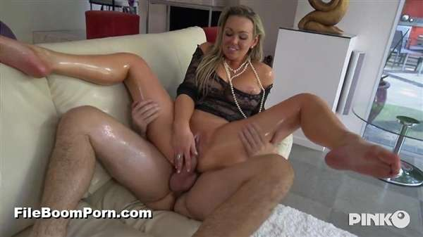 PinkoClub: Abbey Brooks - Ass Hungry For Cock [SD/406p/334 MB]