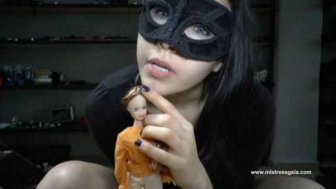 Mistress Gaia - A dedication to Natasha [HD, 720p]