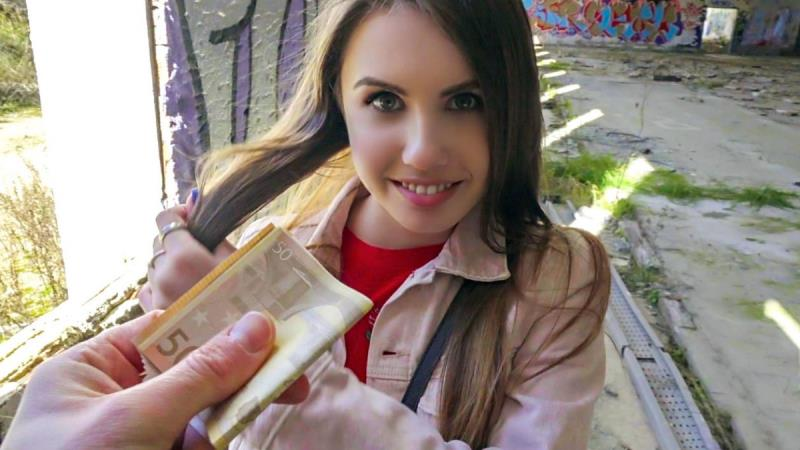Elle Rose - Ukrainian Babe Loves Public Sex (Mofos) [SD 480p]