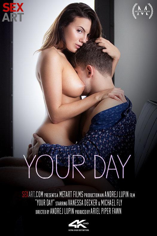 SexArt: Your Day - Vanessa Decker [2018] (FullHD 1080p)