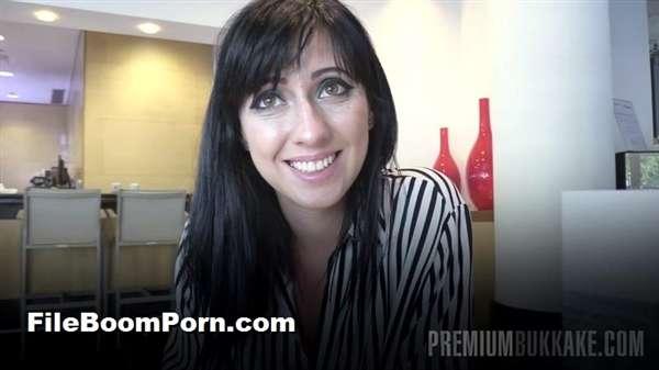 Premiumbukkake: Sherry Vine - Interview before bukkake readnfo - 18.10.25 [FullHD/1080p/334 MB]
