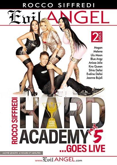 Rocco Siffredi Hard Academy 5 (2018/SD/480p/3 GB)