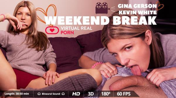Gina Gerson - Weekend break (2018/FullHD)