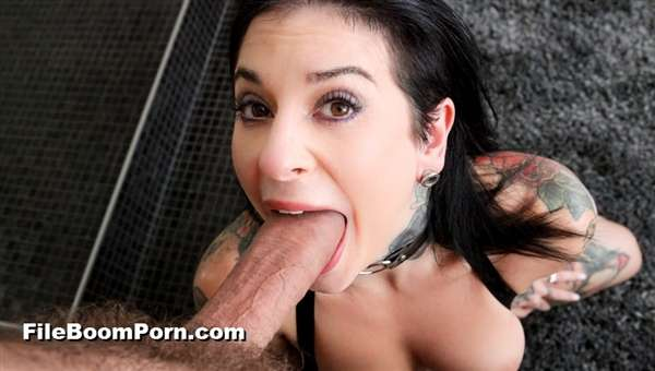 Throated, BlowPass: Joanna Angel - Throating Angel [SD/400p/305 MB]