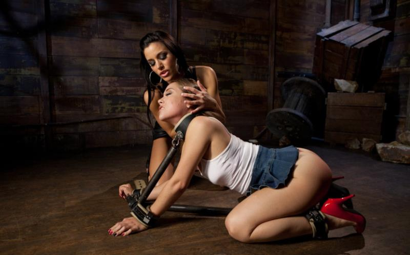 Kristina Rose and Gia DiMarco - Gias Pain Slut [Kink] (HD WMV 594 MB 2018)