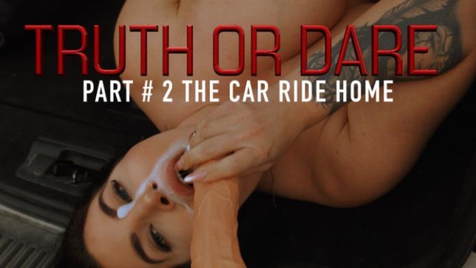 Truth or Dare Pt.2: The car ride home / Korina Kova / 08-12-2018 [FullHD/1080p/MP4/2.77 GB] by XnotX
