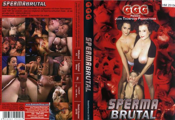 GGG: German Goo Girls - Sperma Brutal (SD) - 2018