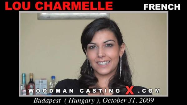 Lou Charmelle - Casting And Hardcore [HD 720p] 2018