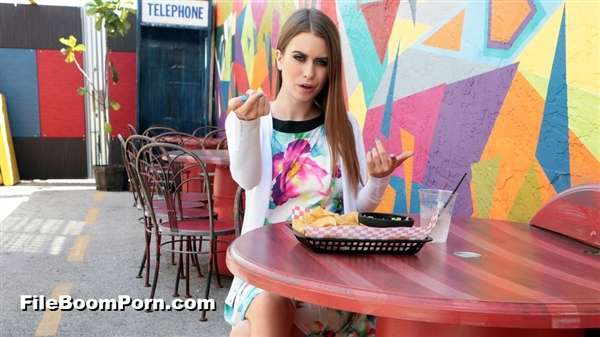 PublicPickups, Mofos: Jill Kassidy - Cafe Cutie Needs Cash [SD/480p/412 MB]