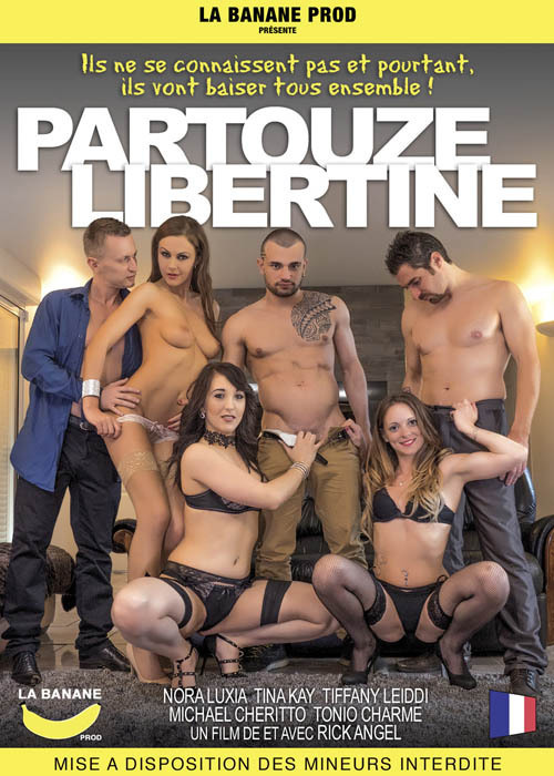 Partouze Libertine (2018/SD/540p/1.54 GB)