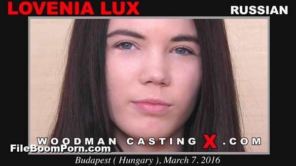 WoodmanCastingX: Lovenia Lux - Casting X 159 [SD/540p/1003 MB]