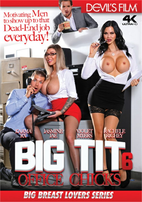 Big Tit Office Chicks 6 (2018/SD/540p/3.43 GB)